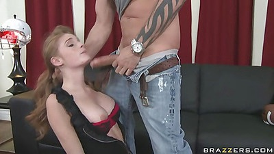 Faye gets fuck uped and receives a bottle into her pussy