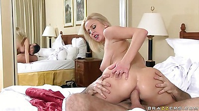 Cowgirl anal hardcore ass stretching