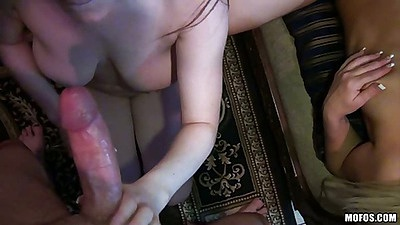 Slut party close up shaved college pussy bang