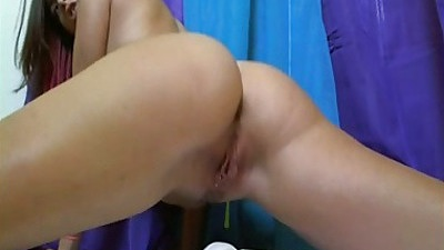 Spicy amateur pussy with vibrating sex toys