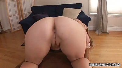 Great ass view and group gang blowjob