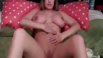 Big tits pov home video with gf Brandon Areana as she shoves that dildo in