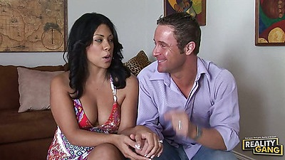 Sexy milf Kylee King and Cassandra Cruz need action