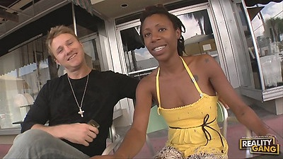 Ebony and blonde milf Tiffani Kelli chat