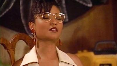 Ebony Cherokee then beach sex with man