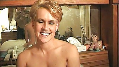 Mickey Taylor mature getting drilled on her first sex video home action