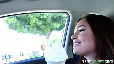 Blowjob after having some icecream from Jodi Taylor