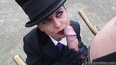 Blowjob in pov outdoors and then pissing Natalie Heck and Elizabeth Lawrence