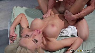 Prison wife banging with big boobs Nina Elle